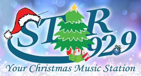 Christmas Radio Stations.Star 92 9 Your Christmas Music Station